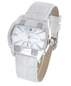 JLO Women's Blue Dial Crystal Watch