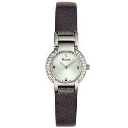 Bulova Women's Swiss Quartz Diamond Watch