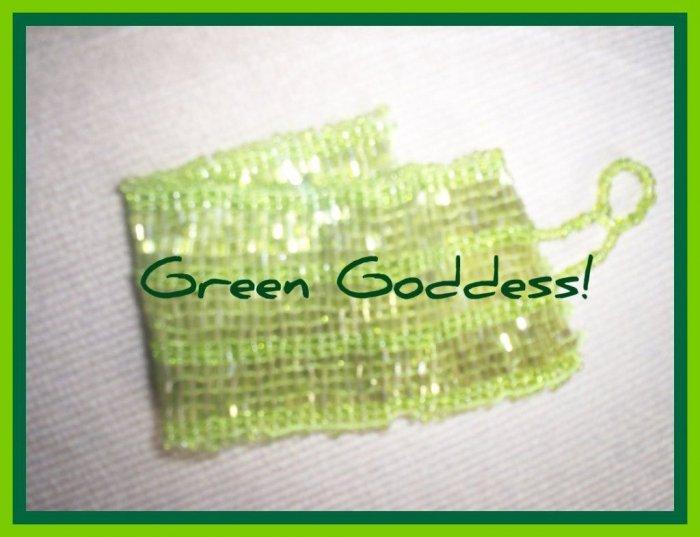 Green Goddess!