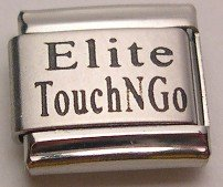 Dog Agility Elite TouchNGo Italian Charm/Charms