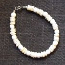 Shell & Wood Bracelet #B0091
