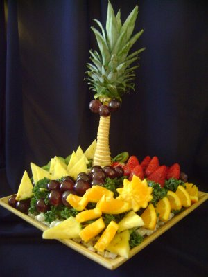Rima Pineapple Palm Tree