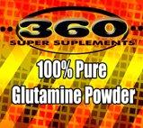 100% Glutamine Powder-360SS