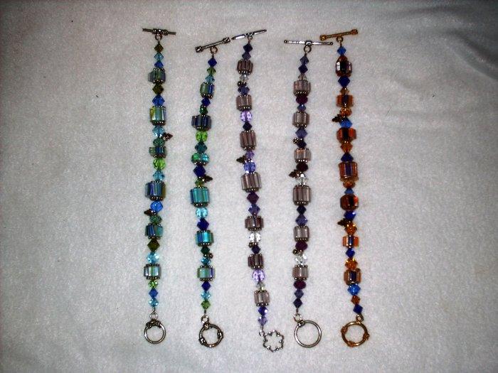 Cane Glass bracelets