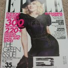 Elle Magazine Madonna May 2008 Cover