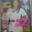 Teen Vogue  Rachel Bilson November 2008 Cover