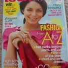 Teen Vogue Vanessa Hudgens September 2008 Cover