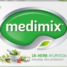 Medimix Ayurvedic Soap with 18 herbs 125g x 10