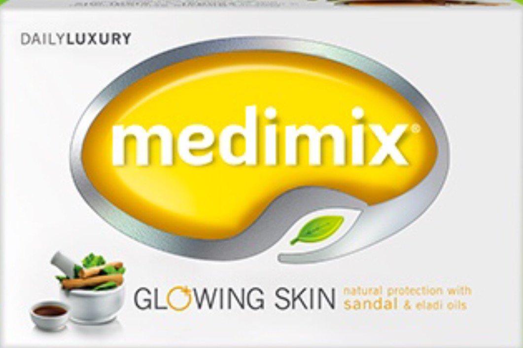 Medimix Soap with Sandal and Eladi Oils 125g