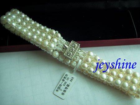 100% Natural Pearl Necklaces from china !
