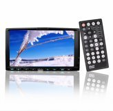Car AV + DVD Player - 7 Inch Touch Screen Display