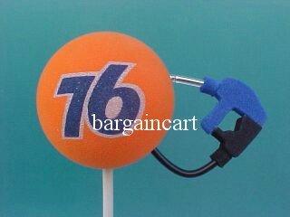 Union 76 Nascar Antenna Topper  Ball