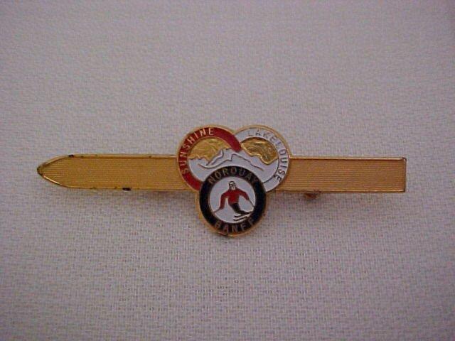 Norway Ski Pin