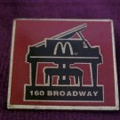 Mcdonalds PIANO PIN