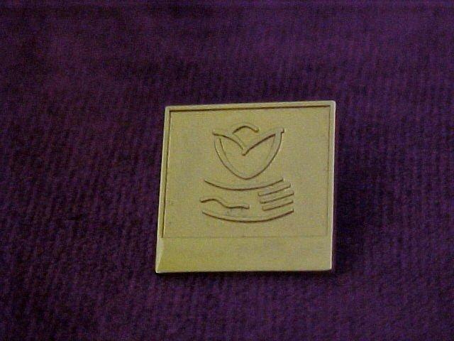 Volunteer Golden Pin