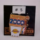 2000 L. A. Lakers Metal Pin