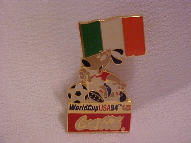 Coca-Cola World Cup USA '94 Pin