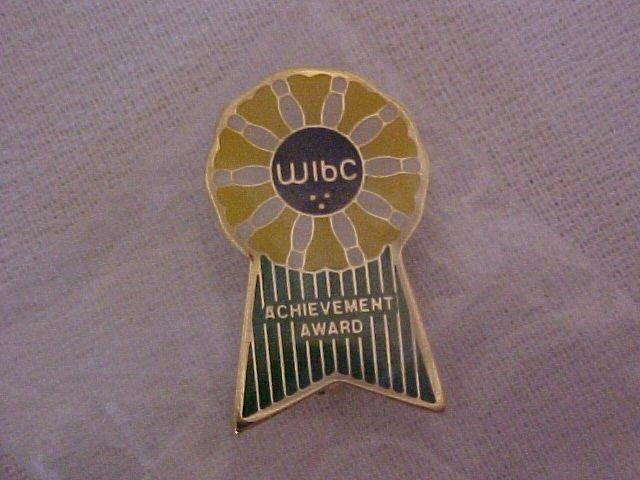 Bowlers Achievement Award Pin-Pins
