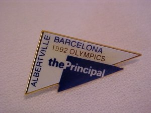 Barcelona 1992 Olympic Games  Pin-Pins
