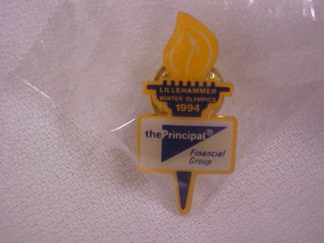 1994 Lillehammer Winter Olympics Pin-Pin