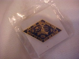 NATIONAL ASSOCIATION OF POSTMASTERS  Pin