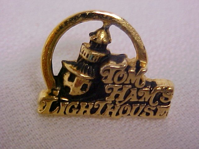Tom Ham's Lighthouse Pin