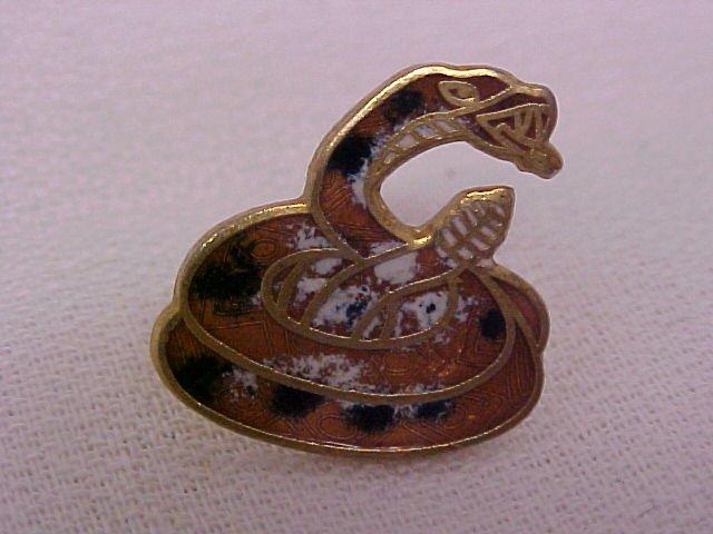 Disney Kaa-Boa Snake The Jungle Book Trader Pin Villain Pin