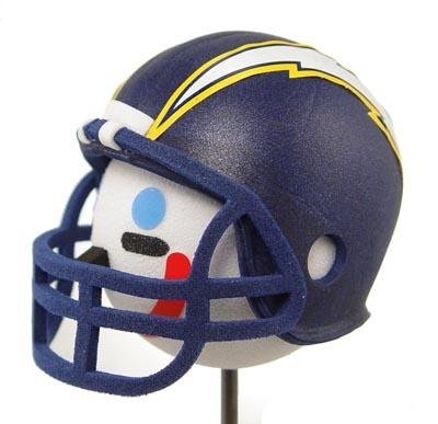 San Diego Chargers Jack In The Box Antenna Topper Balls