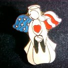 Freedom Angel Pin - United We Stand Pins