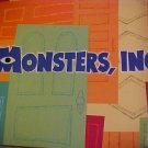 Disney Monsters Inc Lithograph Set New