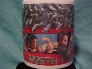 Starbucks Christmas North Pole Express Coffee Mug