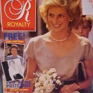PRINCESS DIANA - ROYALTY MAGAZINE - SEPT. 1989