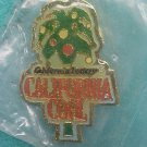 California State Lottery California Cool Pin 1990 NEW