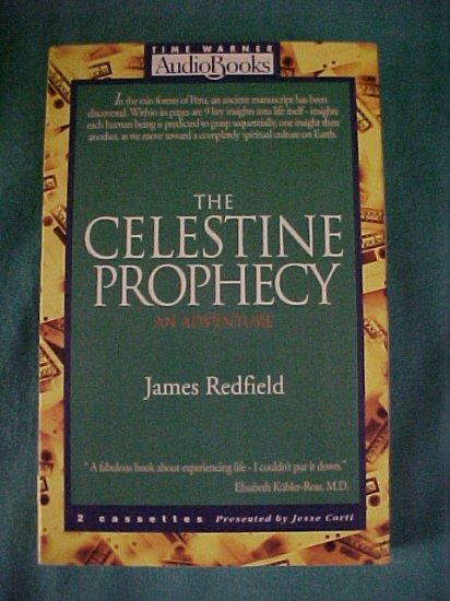 The Celestine Prophecy by James Redfield (1994) Audio book