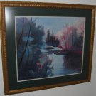 MAGIC AFTERNOON Signed-Framed Print by Tadashi Asoma