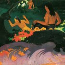 Paul Gauguin Giclee Art Print Fatata Te Miti