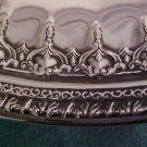 Vintage Round Silver Tray Reed & Barton