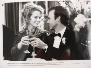Nicole Kidman & Michael Keaton My Life Movie Photo Still