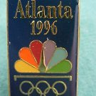 NBC OLYMPIC GAMES-ATLANTA '96 PIN-PINS