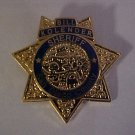 Sheriff Bill Kolender Mini Badge Pin