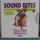 Sound Bites Vol 1 Nota-BULL Baroque Concertos CD/New Sealed