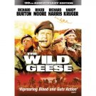 THE WILD GEESE 30th Anniversary Edition New DVD Sealed