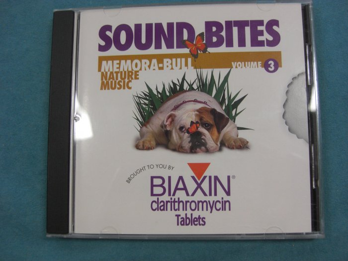 Sound Bites Vol 4 Irresista-BULL Holiday Carols CD New Sealed