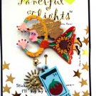 Karen Rossi Fanciful Flights Gardner Hat or Lapel Pin