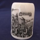 Neufchwanfrein Castle Mini Beer Stein