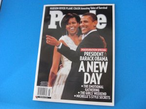 People Magazine February 2, 2009
