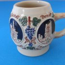 Gerz in West Germany Mug/Stein 4 Countries New