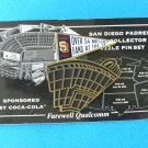Puzzle Pin Set Sept 5/2003 San Diego PADRES Pin # 7 Stadium