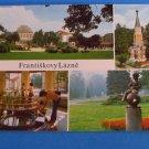 Františkovy Lázně Postcard from Czech Republic