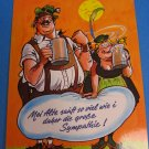 Two German Humorous  Postcards